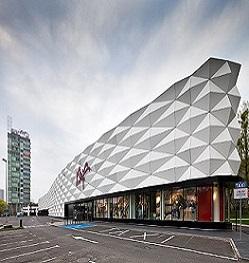 Centrum Handlowe Klif, Warszawa Okopowa 58/72